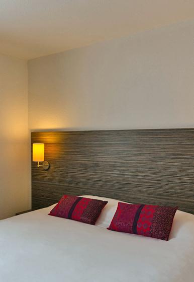 Hotel The Originals Angers Sud Bagatelle ex InterHotel LesPontsdeCe France